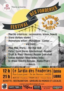 Festival des fonderies